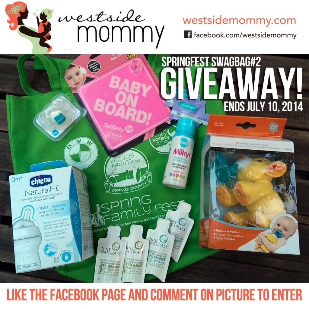 enter at http://www.facebook.com/westsidemommy
