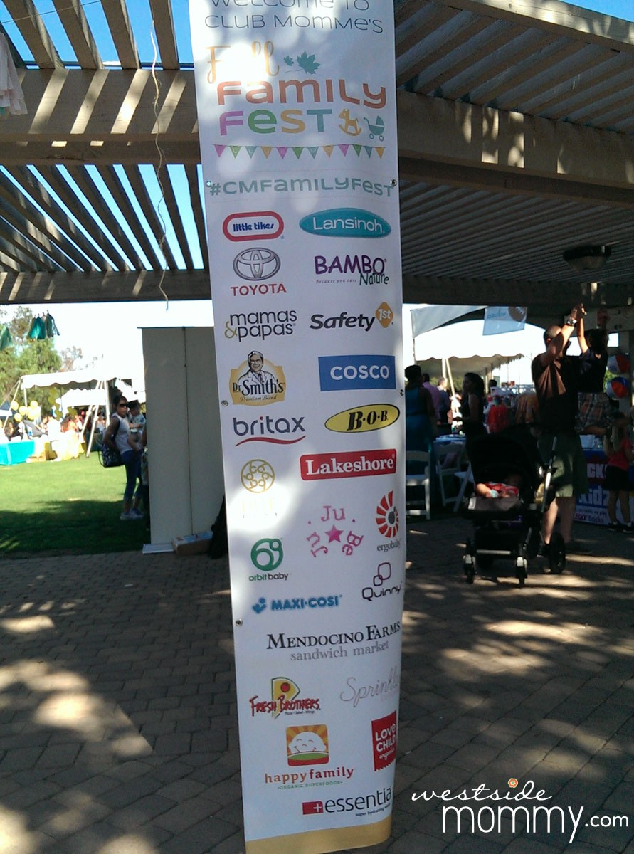 Club MomMe Fall Family Fest at South Coast Botanic Garden in Palos Verdes