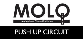 MOLO Week 7: Push Up Circuit