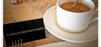 Tea with Mamas & Papas: Chestnut Tweed Urbo 2 Stroller Debut