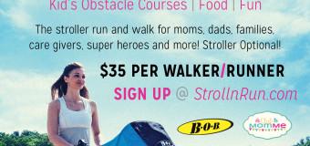 Club MomMe Stroll N Run 5K