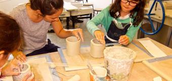 Kids Pottery Classes at Good Dirt LA