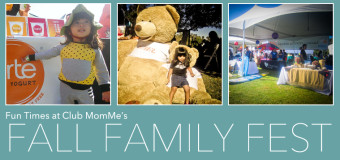 Seven Things We Enjoyed at Club MomMe's Fall Family Fest 2015
