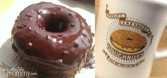 A day in Santa Monica that starts off with Donuts