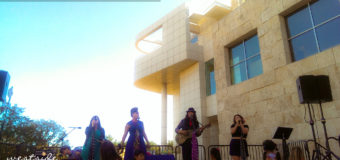 Garden Concerts for Kids at the Getty Center (Review)
