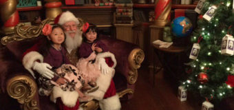 South Bay Galleria Adventure To Santa 2016 (in Japanese)
