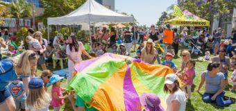 Spring Fling Celebration and Bunny Photos at THE POINT – El Segundo March 24