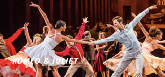 Romeo & Juliet performance by The Joffrey Ballet at The Music Center's Dorothy Chandler Pavilion March 9-17