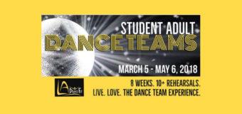 LA DanceFit Adult Dance Team Rehearsal Update
