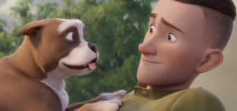 Sgt. Stubby Movie based on a true story about a brave war dog