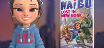 """New Book: """"Haibu Lost in New York"""""""