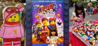 Recap: The Lego Movie 2 DVD Launch Party