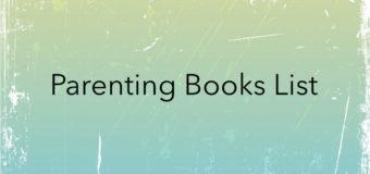 Parenting Books List